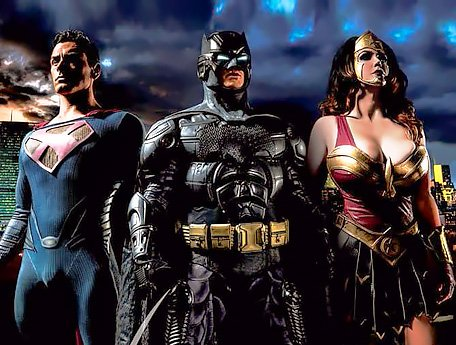 Watch Batman vs Superman XXX Part 5 Final battle with Wonder Woman video