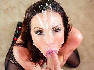 Watch Cum shower for mature ladies Kendra Lust video