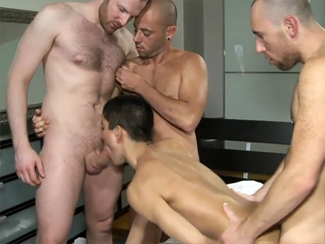 Watch Group of gay porn. Young sweet boys want love and big dicks video