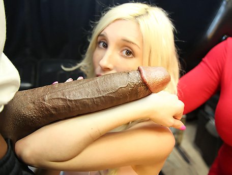 Bigest cock in pussy