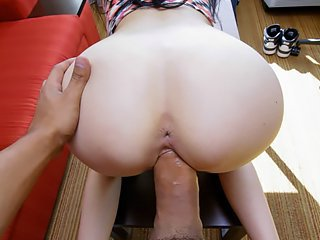 Watch Sultry slut Nina Noxx wants deeper and more video